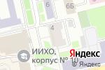 Схема проезда до компании HOFFMAN GROUP во Владимире