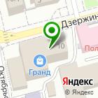 Местоположение компании Baby Park