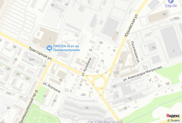 купить квартиру в ЖК по ул. Кулибина