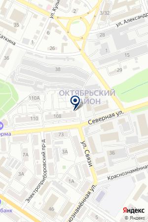 ЭЛЕКТРОЛАЙТ на карте Владимира