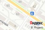 Схема проезда до компании Ручейки во Владимире