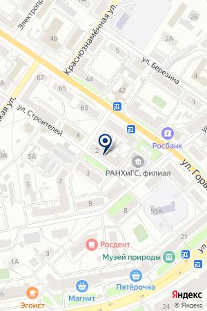 ПРАЗДНИЧНОЕ АГЕНСТВО ЗОЛОТАЯ СТРЕКОЗА на карте Владимира