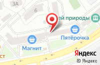Схема проезда до компании Торговый Центр Рсу во Владимире