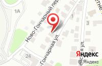 Схема проезда до компании Аркомис во Владимире