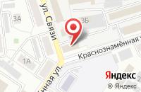 Схема проезда до компании Медтехника во Владимире