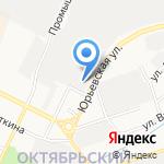 Спецтехника на карте Владимира