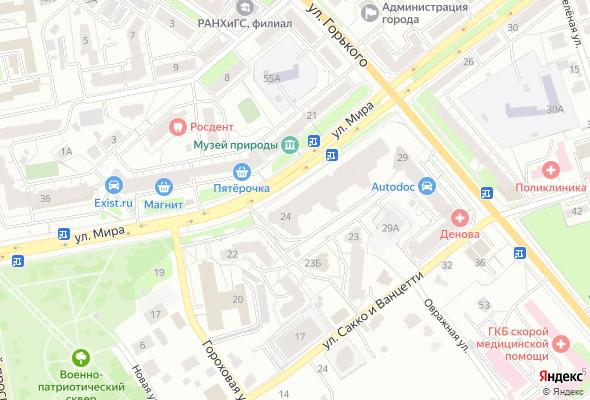 жилой комплекс Вишня-парк