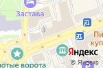 Схема проезда до компании Стоматологическая поликлиника №2 во Владимире