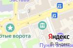 Схема проезда до компании 168, ТСЖ во Владимире