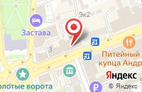 Схема проезда до компании Плазма во Владимире