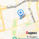 СТЭлС на карте Владимира