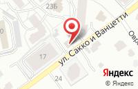 Схема проезда до компании Клуб Болельщиков «Торпедо» во Владимире