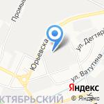 ВЛАДИМИРСКИЙ АВТОЦЕНТР КАМАЗ на карте Владимира