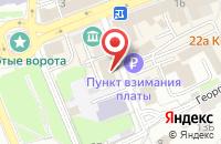 Схема проезда до компании Естественно во Владимире
