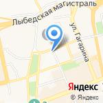 Сель-Строй на карте Владимира