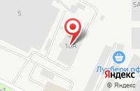 Схема проезда до компании Принт Сервис во Владимире