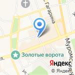 Техспецкомплект-2 на карте Владимира