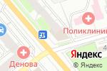 Схема проезда до компании Сomepay во Владимире