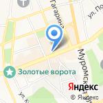 Дерзость на карте Владимира