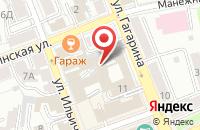 Схема проезда до компании Кронос-Крепеж во Владимире