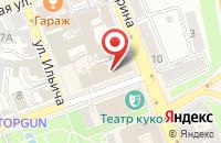 Схема проезда до компании Домира во Владимире
