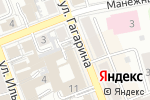 Схема проезда до компании Партнер во Владимире