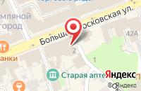 Схема проезда до компании Новинтех-СФОКС во Владимире