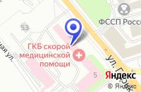 Схема проезда до компании АПТЕЧНЫЙ ПУНКТ КАМЕЯ во Владимире