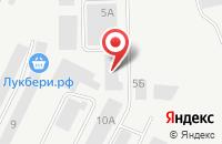 Схема проезда до компании Информационное Агентство «Пронто» во Владимире