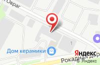 Схема проезда до компании Специальные Монтажные Конструкции во Владимире