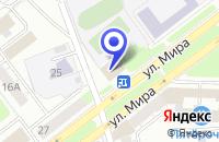 Схема проезда до компании АПТЕКА КАМЕЯ во Владимире