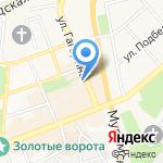 Relax line на карте Владимира