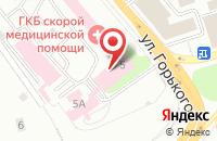 Схема проезда до компании Cool company в Михнево