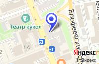 Схема проезда до компании КОМПАНИЯ ПО ОРГАНИЗАЦИИ ПРАЗДНИКОВ ДЕНЬ СЧАСТЬЯ во Владимире