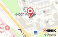 Схема проезда до компании Средняя Полоса во Владимире