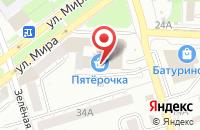 Схема проезда до компании Владимирский Бизнес Журнал во Владимире