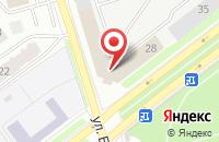 Схема проезда до компании L`dea во Владимире