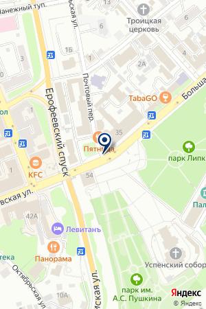 DE LUX на карте Владимира