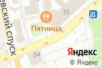 Схема проезда до компании Optic Design Lab в Садовом