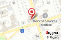 Схема проезда до компании Рекламное Агентство «Зум» во Владимире