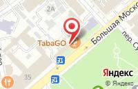 Схема проезда до компании Центр Поддержки Средств Массовой Информации во Владимире