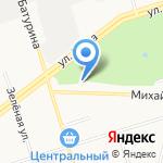 Современная гуманитарная академия на карте Владимира