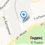 Ополье на карте Владимира