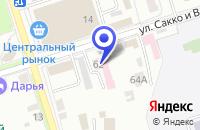 Схема проезда до компании РОССЕЛЬХОЗЦЕНТР во Владимире
