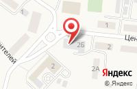 Схема проезда до компании Медилон Фармимэкс в Сеславском