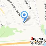 Транспортная фирма на карте Владимира