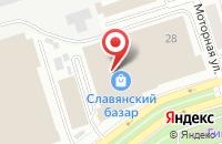 Схема проезда до компании Ольвия во Владимире