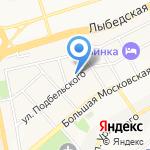 Главный центр Спецсвязи на карте Владимира