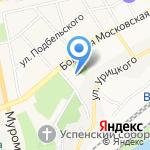 Радио России-Владимир на карте Владимира