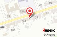 Схема проезда до компании Медмарк-Сервис во Владимире